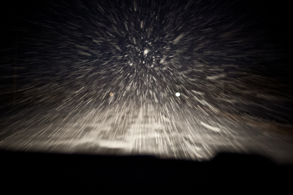 Как магично е да пътуваш в снега