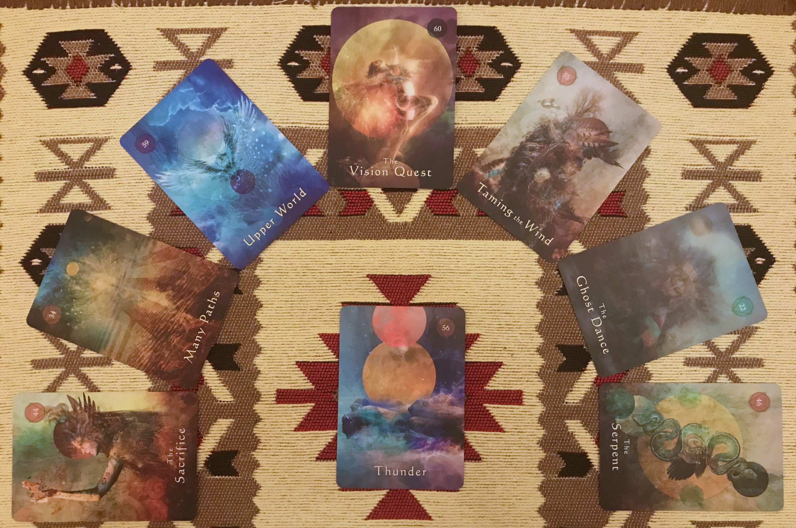 Картите на Мистичния шаман за седмицата 1-7 март 2021