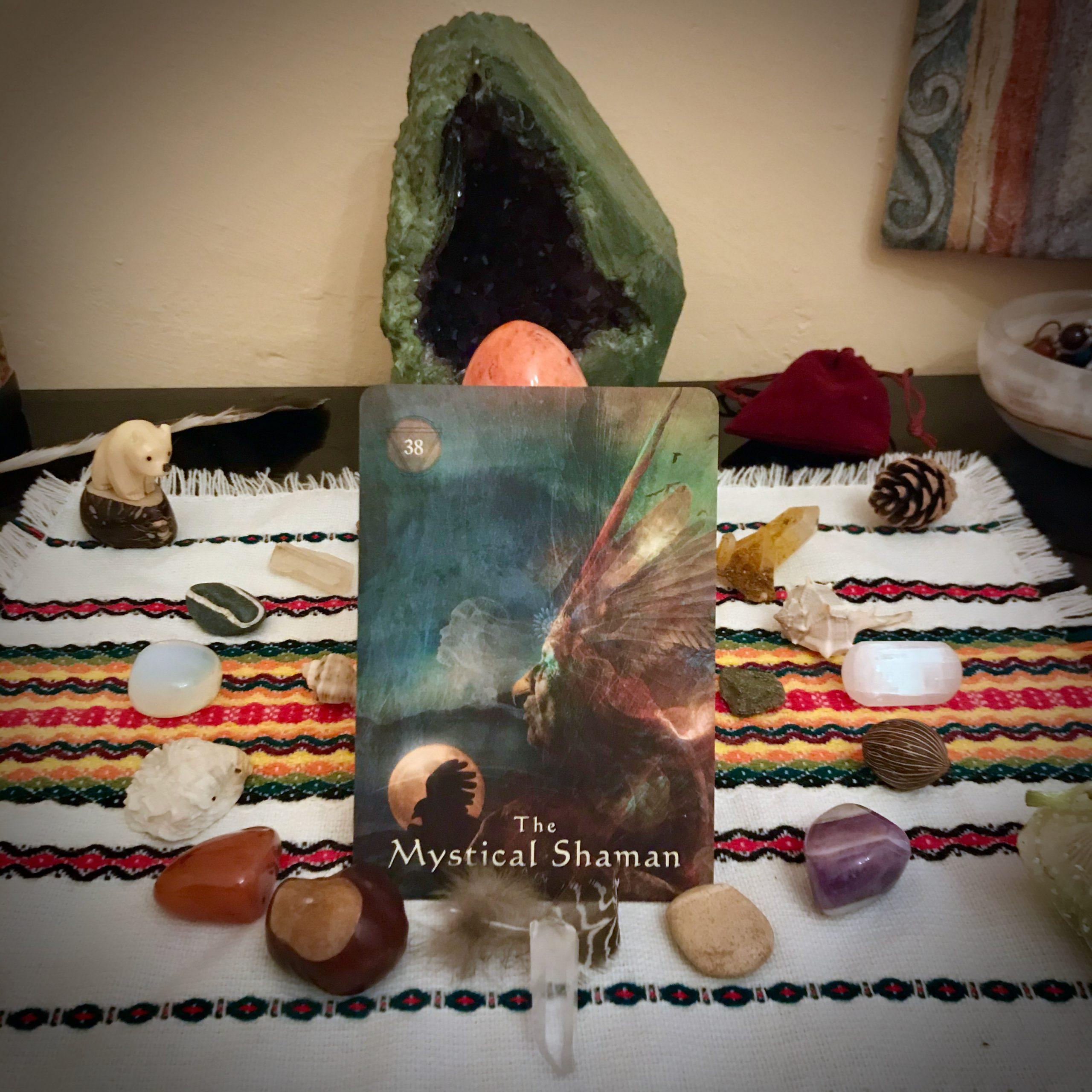Картите на Мистичния шаман за тази седмица