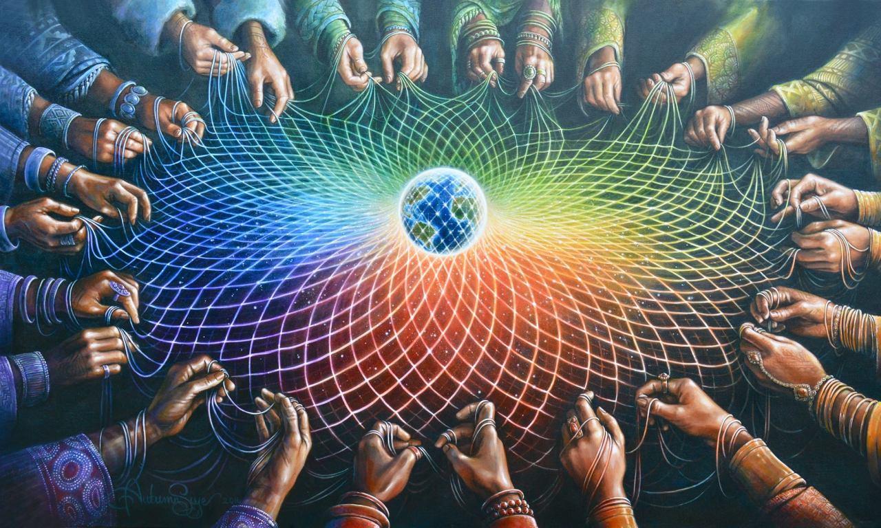 """Водена медитация """"Светлина за Земята"""""""